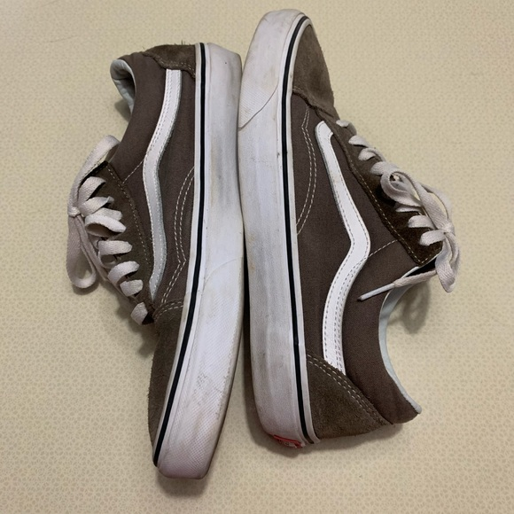 Vans Other - Vans Old Skool Suede Skate Shoes